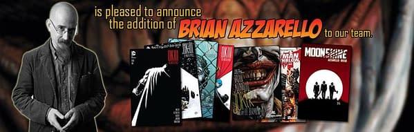 Brian Azzarello Signs Batman: Damned #1 For $50 CGC