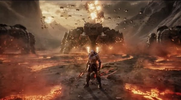 Darkseid Justice League Snyder Cut Art Revealed By Zack Snyder Himself