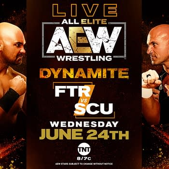 AEW Dynamite 6/24/20 Part 1: FTR SCU &#038 Return of the Lucha Bros