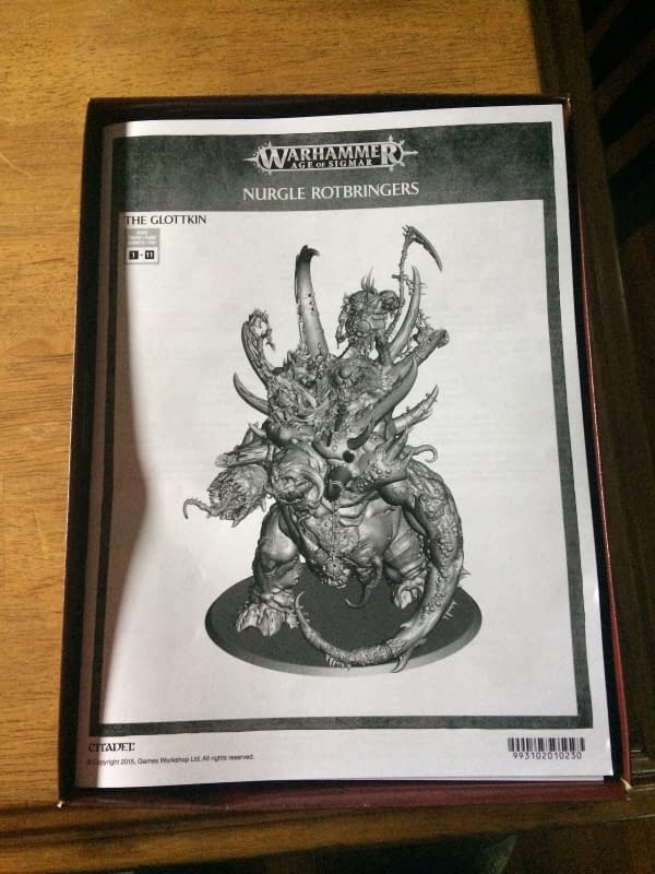 "Review: Games Workshop's ""The Glottkin"" Box - ""Age of Sigmar"""