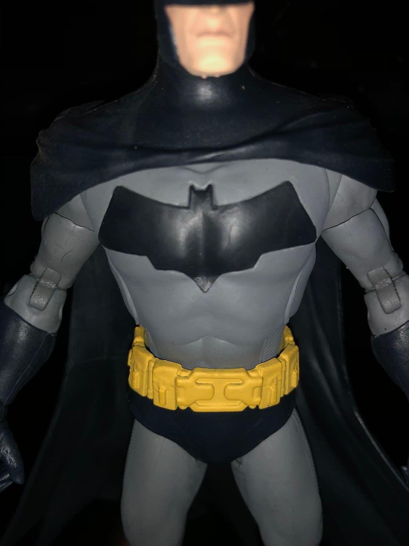 Batman McFarlane Toys Review Figure