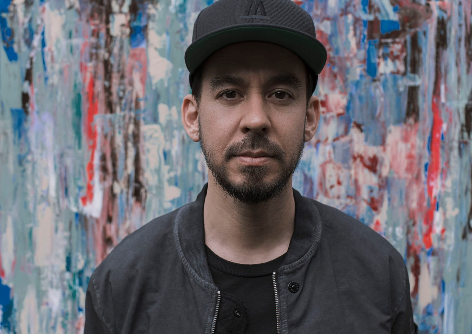 """Mike Shinoda Previews """"World's on Fire"""" at Anime Expo"""