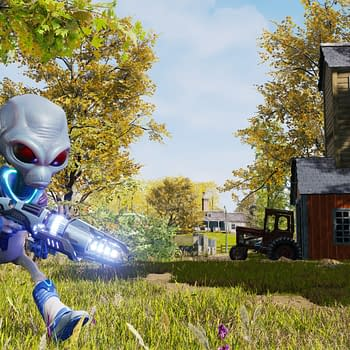 The latest Destroy All Humans! trailer shows off Turnipseed Farm.