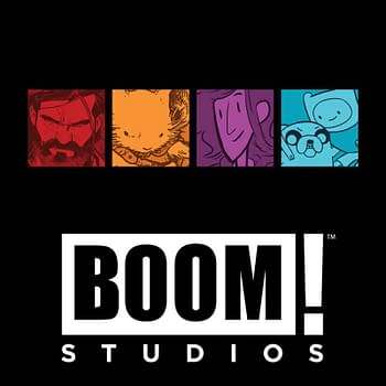 BOOM Studios Has Two Explosive Announcements Today at ComicsPRO