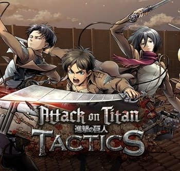 """Attack on Titan Tactics"" is Now Available on iOS and Android"