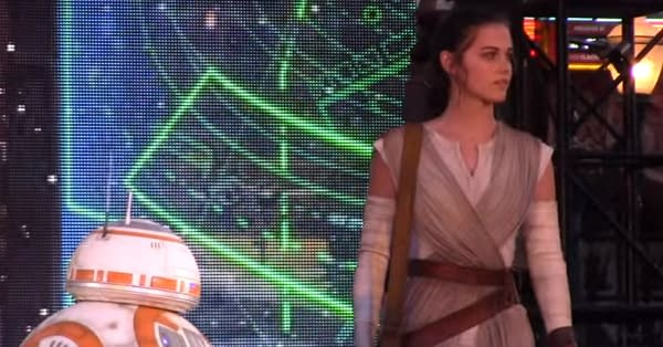 Star Wars: A Galaxy Far Far Away