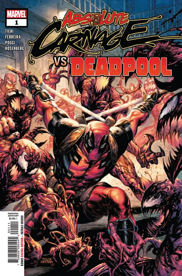 Absolute Carnage vs Deadpool #1 [Preview]