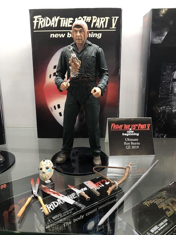 NECA New York Toy Fair 37