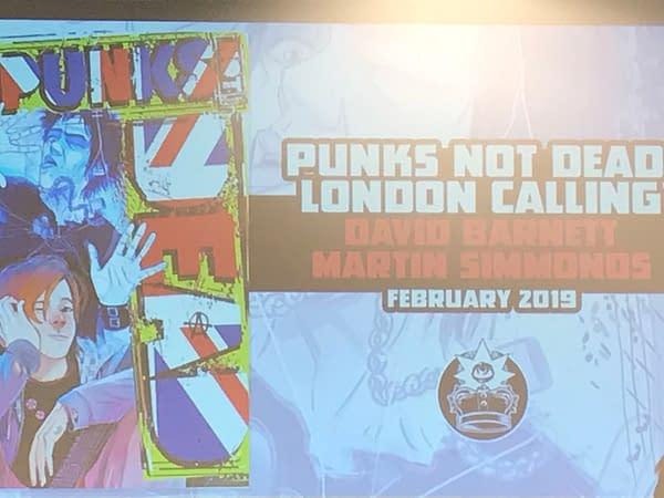 Punk's Not Dead Returns for London Calling Encore in February