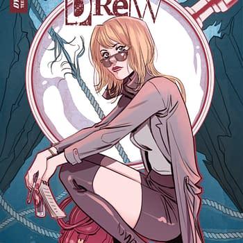 Kelly Thompson on Modernizing Nancy Drew for Comics