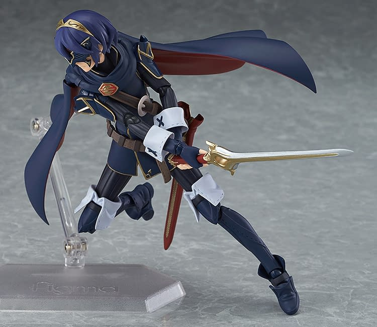 Fire Emblem Lucina Returns with Good Smile figma Re-Release