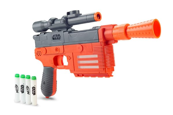 Hasbro Reveals More Star Wars Before Toy Fair