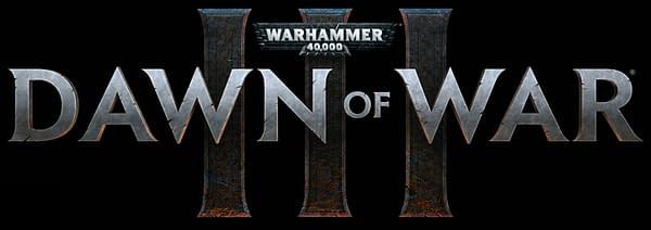Warhammer 40000 Dawn Of War 3 - Logo - Banner