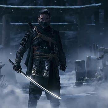 Paris Games Week Crowds Blown Away By The Ghost of Tsushima Trailer