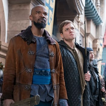 Robin Hood Review: Its for Those Who Found King Arthur too Historically Accurate