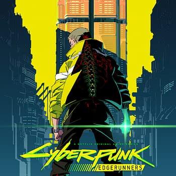 CYBERPUNK: EDGERUNNERS (Image: Netflix)