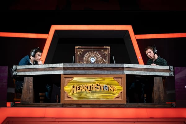 Hearthstone Masters Tour Arlington 2020: Quarterfinal Results