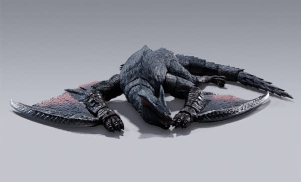 Monster Hunter x SH Figuarts Nargacuga Monsterarts