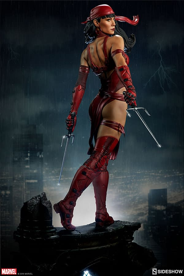 Sideshow Collectible Premium Format Figure Elektra 1