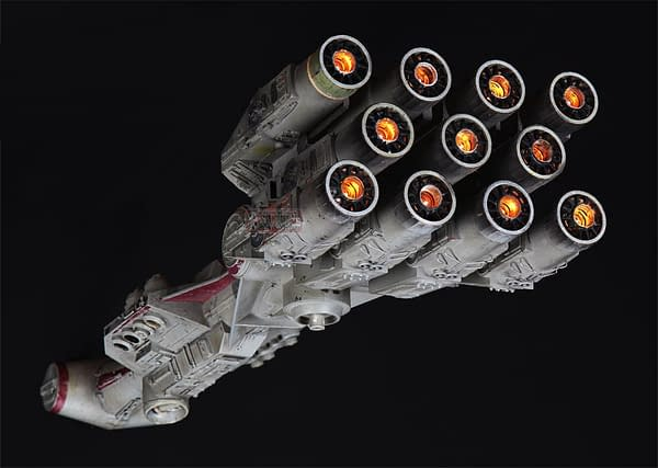 Blockade Runner from 'Star Wars' Sold for $450,000 at Auction [In 2015]
