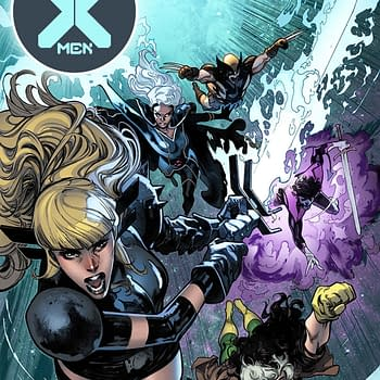 Behold: Marvel's FCBD X-Men Cover, with a Tease of an Upcoming Epic by Tom Taylor and Iban Coello