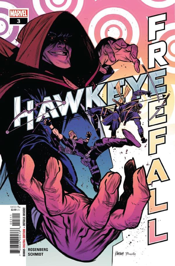 Hawkeye: Freefall #3 [Preview]