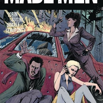 Made Men #4 cover by Arjuna Susini and Gonzalo Duarte