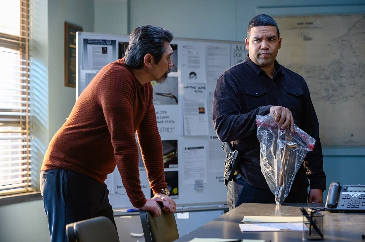 """""""Prodigal Son"""" Episode 13 """"Wait & Hope"""": Can Bright Find the Wisdom He Needs in Those Two Words? [PREVIEW]"""