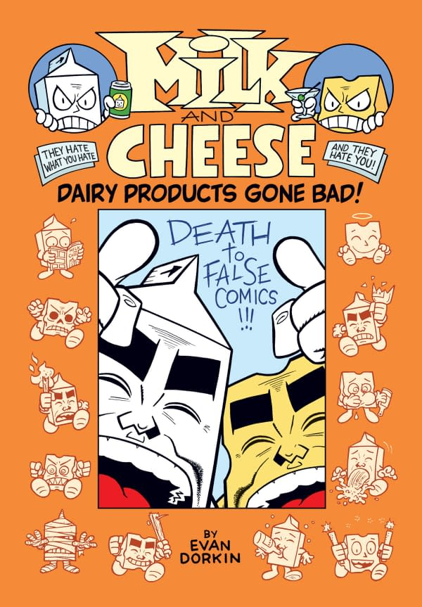 The Complete Milk And Cheese Hardcover