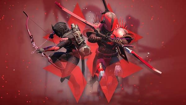 Destiny 2's Crimson Days Rewards Players with a Masterwork Bow