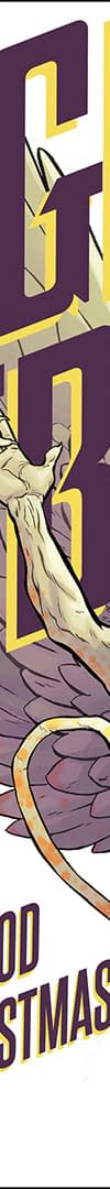Margaret Atwoods First Comic Book Angel Catbird From Dark Horse Comics In 2016. Its A Bit Like Hawkman