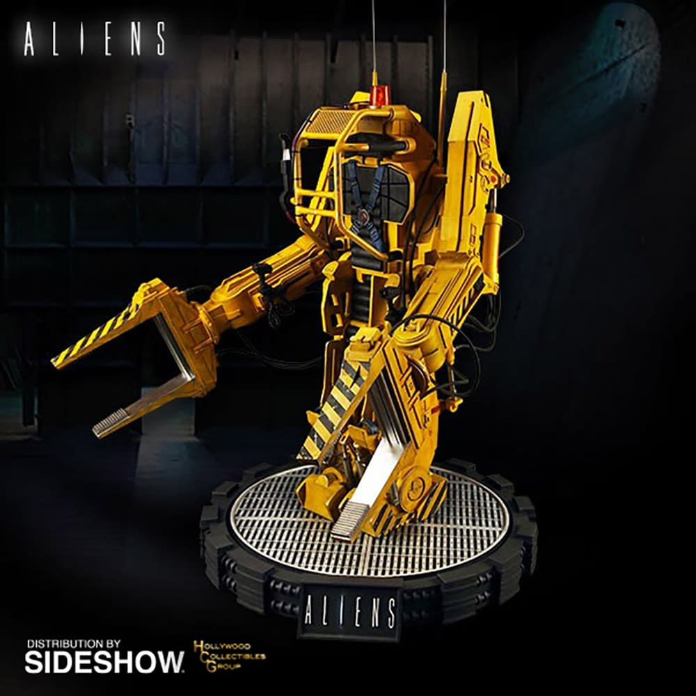 """""""Aliens"""" Gets Some Amazing Collectibles with Hollywood Collectibles Group"""