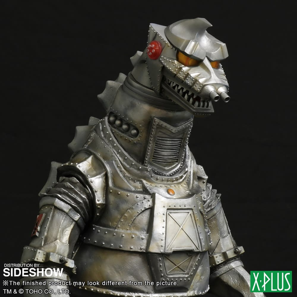 Godzilla Goes Mecha With New Figure from X-Plus