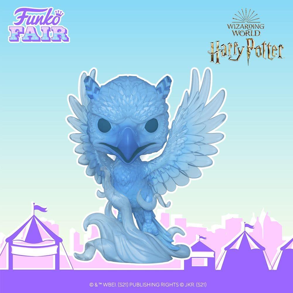 New Harry Potter Patronus Pops Revealed During Funko Fair