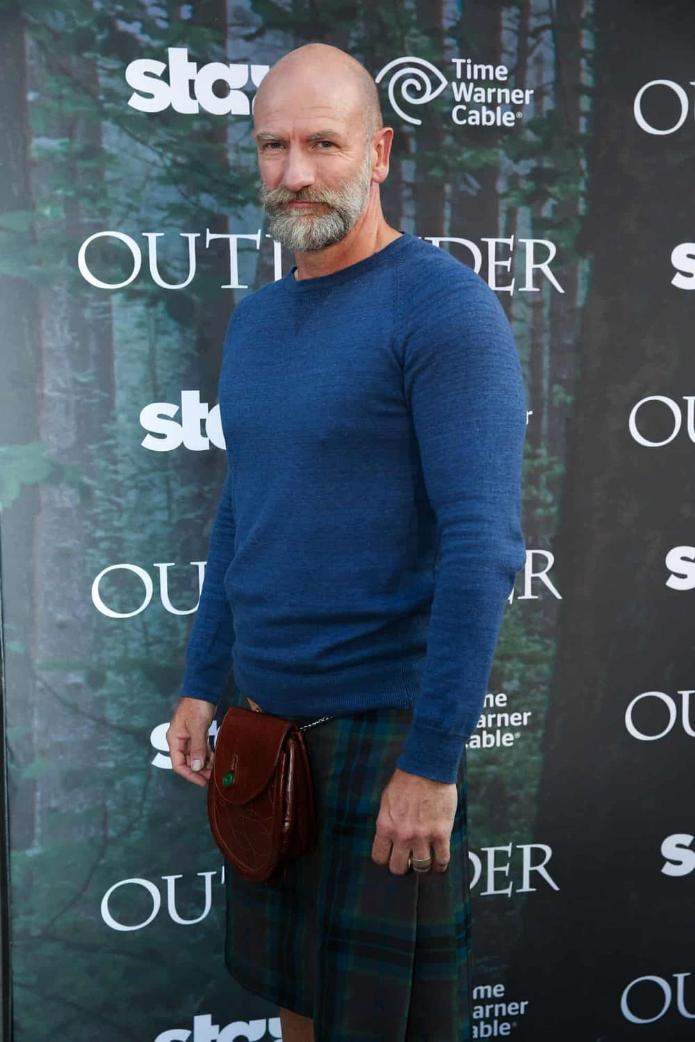 "Graham McTavish Talks 'Aquaman' Role, Is Puzzled by ""Secrecy Nowadays"""