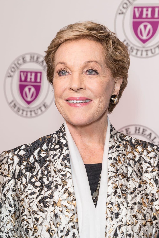 "Julie Andrews Joins Shondaland's ""Bridgerton"" Novels Series for Netflix"