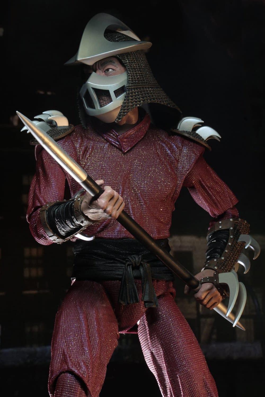 NECA TMNT Movie Shredder 7