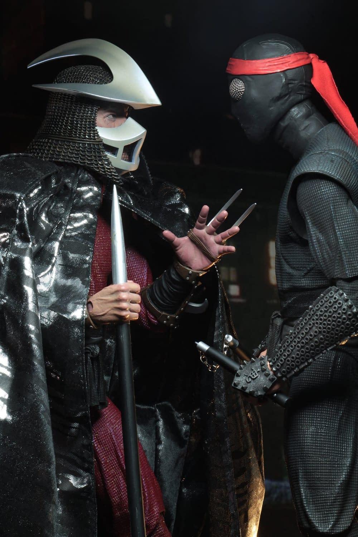 NECA TMNT Movie Shredder 9