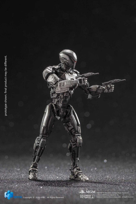 """Hiya Toys Gives Us More """"Predators"""" and """"RoboCop"""" FIgures"""