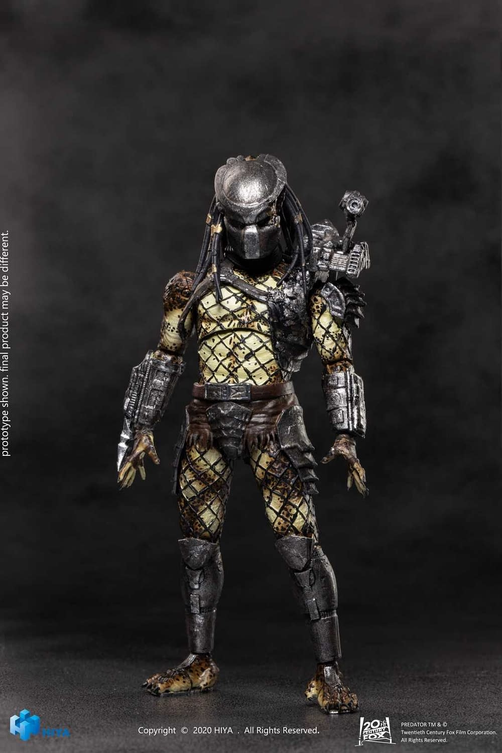 """RoboCop"" and ""Predators"" Get More Figures from Hiya Toys"