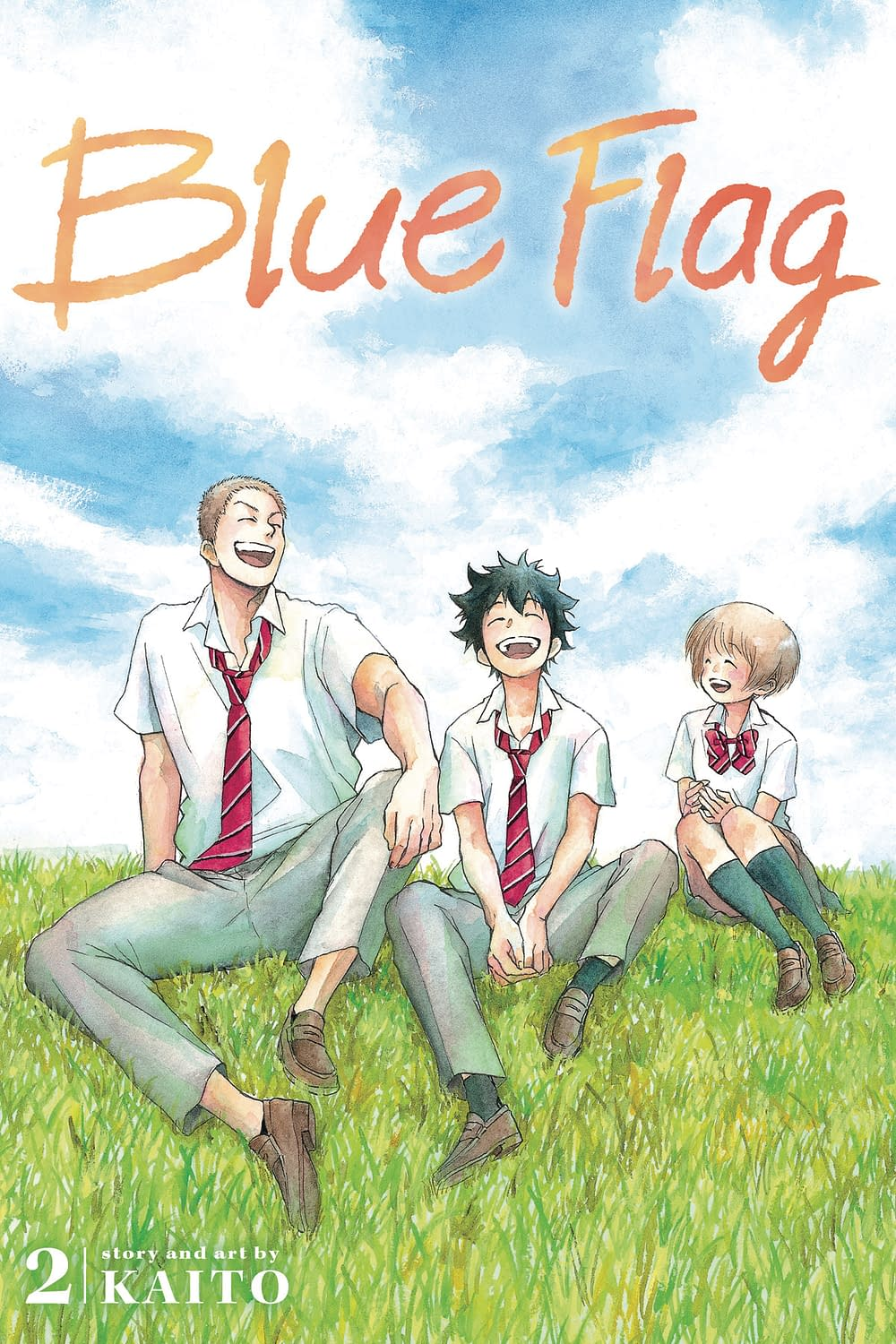 BLUE FLAG GN VOL 02