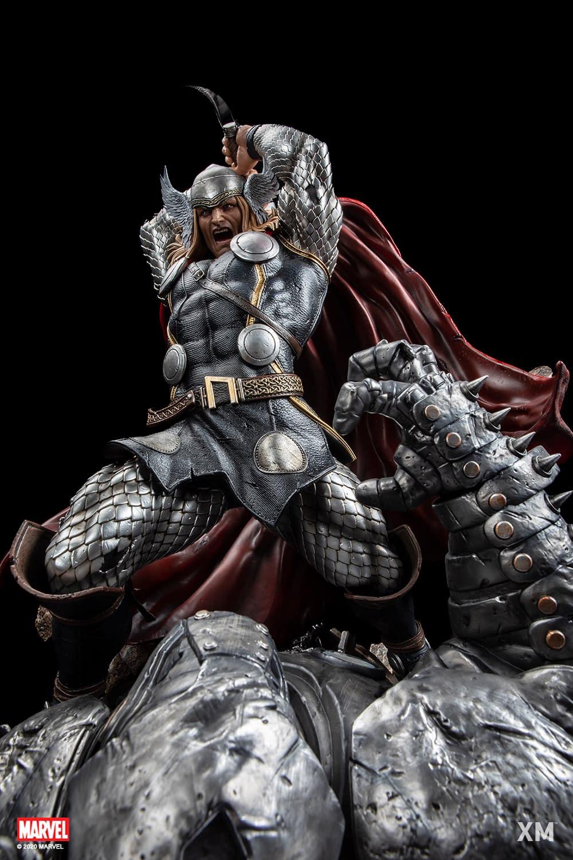 XM Studios Modern Thor Statue