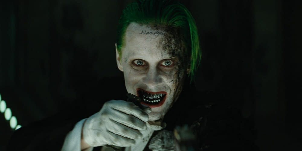 David Ayer Talks About Those Deleted Joker Scenes in Suicide Squad