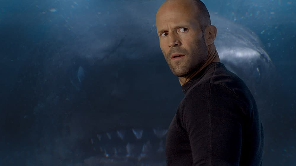 'The Meg': Not Enough Prehistoric Shark-Caused Carnage [Review]