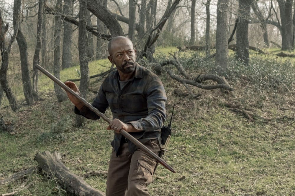 """""""Fear the Walking Dead"""" Season 5, Episode 2 """"The Hurt That Will Happen"""": Althea Goes Missing; Strand Faces His Fate [PREVIEW]"""