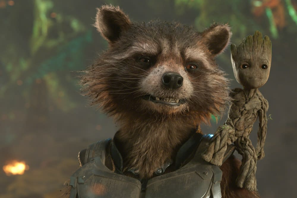 "Rocket's Origin Is ""A Little Bit More Horrible"" Than In The Comics In Guardians Of The Galaxy Vol. 3"