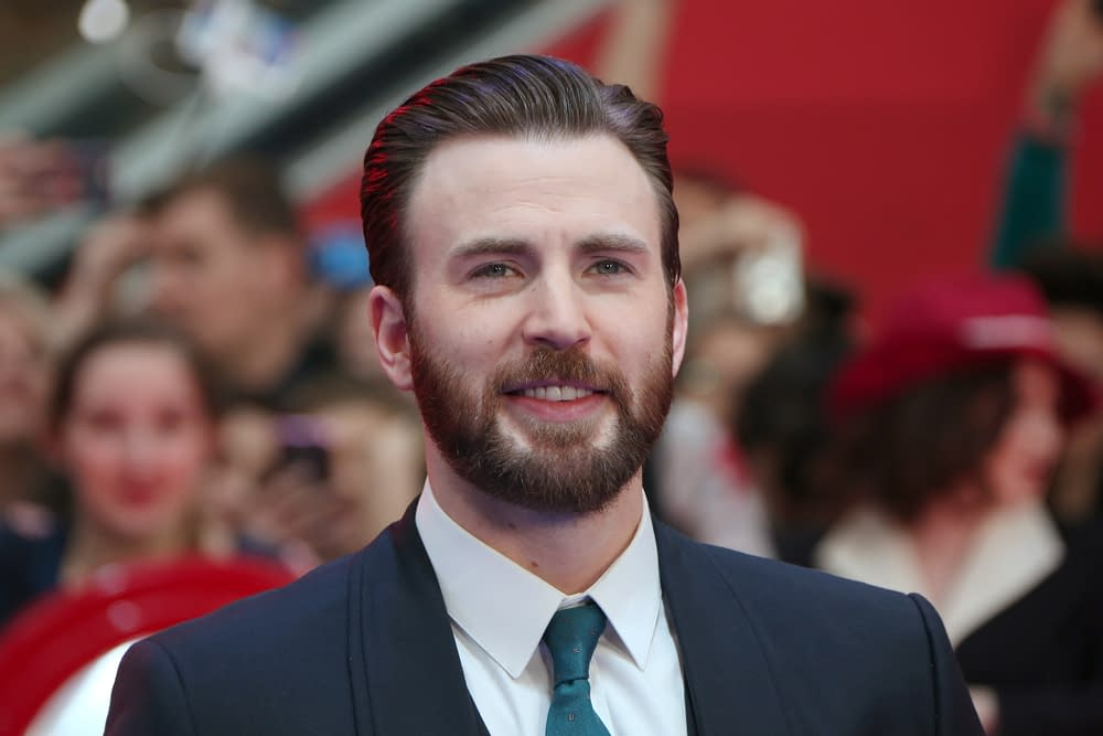 Chris Evans to Star in Neill Blomkamp's New Movie Greenland