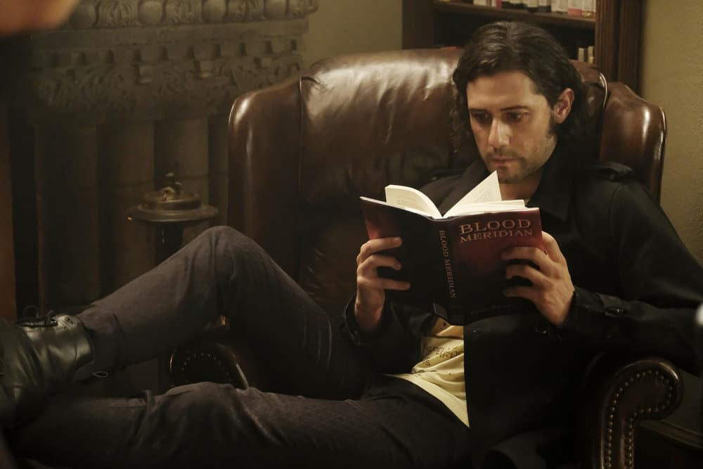 "'The Magicians' Season 4, Episode 5 Review: Can Eliot ""Escape From the Happy Place""? [SPOILERS]"