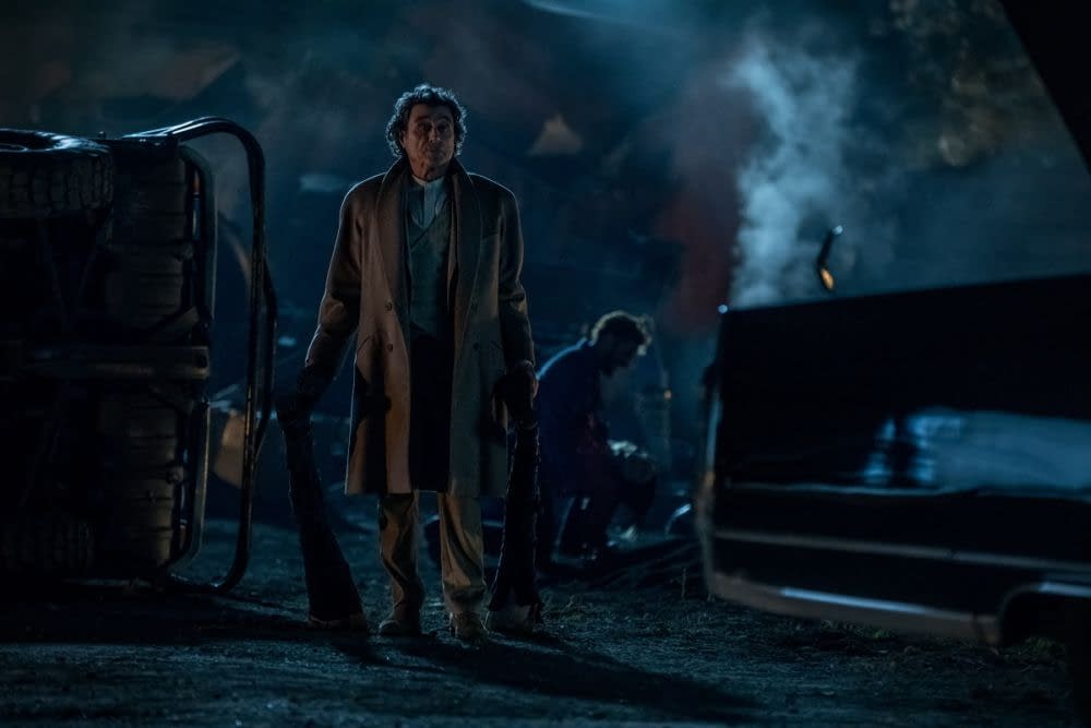 "'American Gods' Season 2, Episode 3 ""Muninn"": And the Eye-In-The-Sky Is Watching Us All [SPOILER REVIEW]"