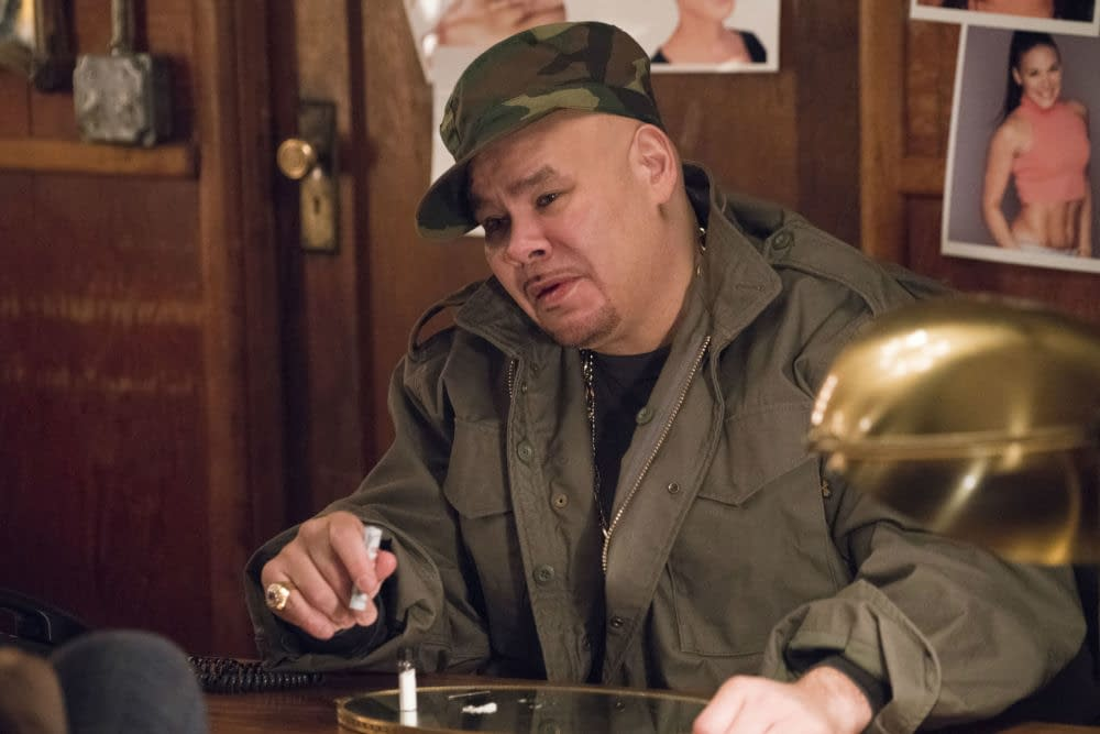 'New York Undercover': Rapper Fat Joe Joins ABC Sequel Series Pilot